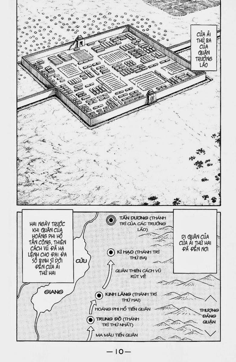 Chú Bé Rồng - Ryuuroden chap 130 - Trang 6