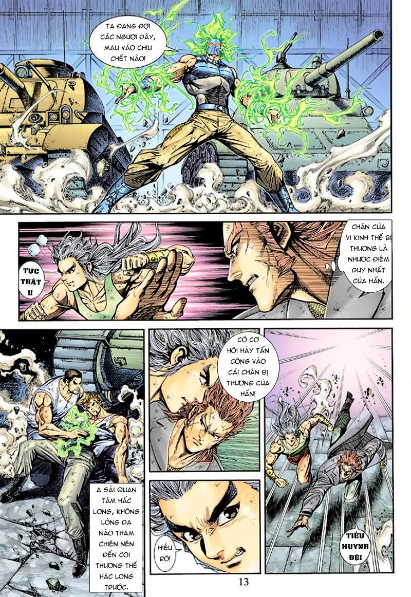 Tân Tác Long Hổ Môn chap 165 - Trang 13