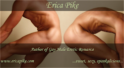 Erica Pike's Official Site
