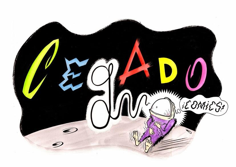 CEGADO COMICS