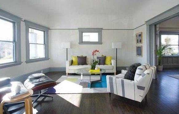 Visual Jill Interior Design Neutrals Bright Color A Fresh Look