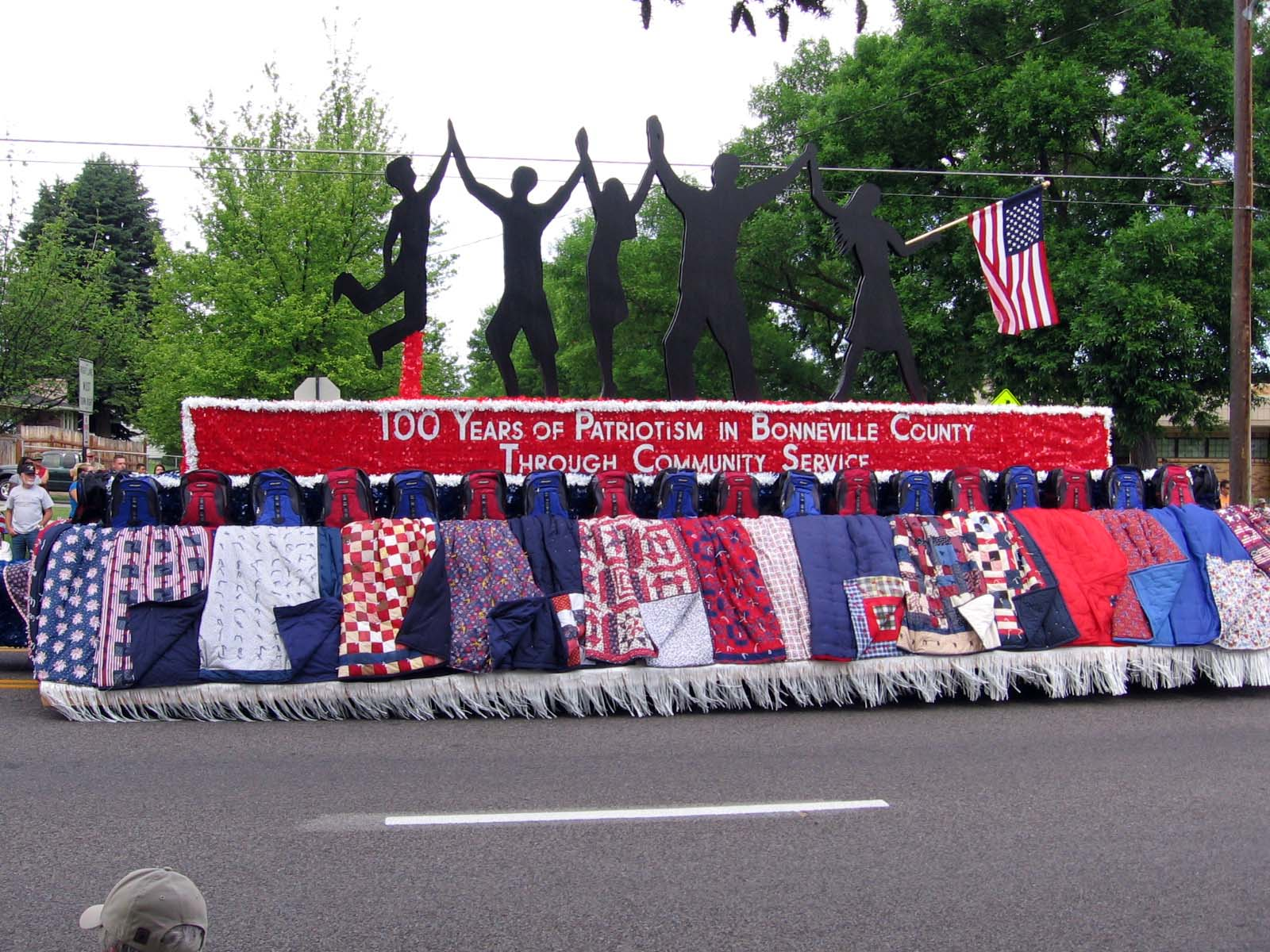 4th of july float ideas