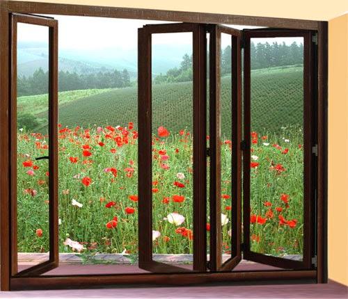 jendela kamar unik