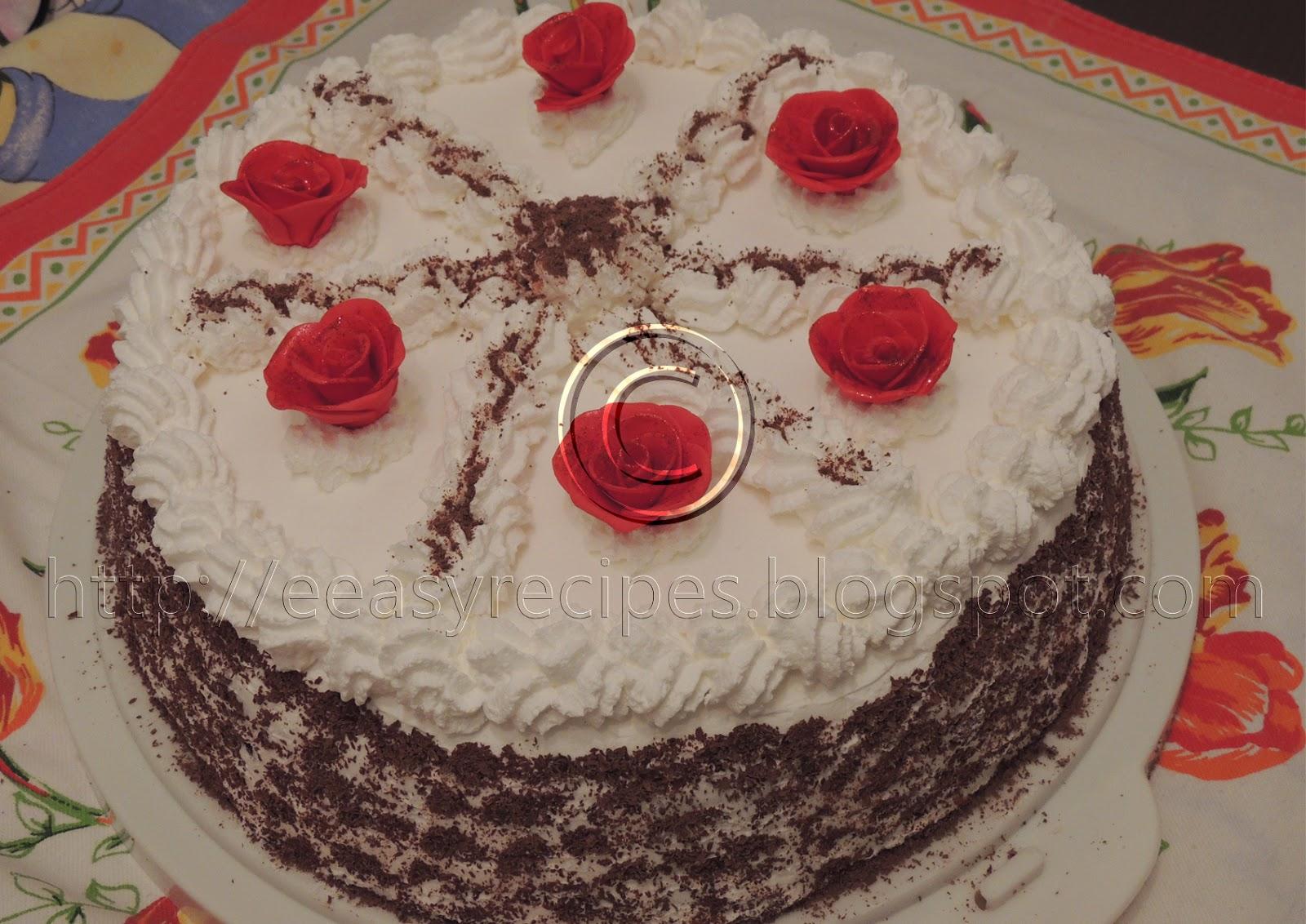 Cokoladna torta sa pavlakom
