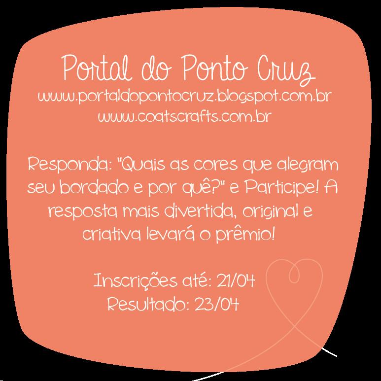 CONCURSO PORTAL DO PONTO CRUZ!
