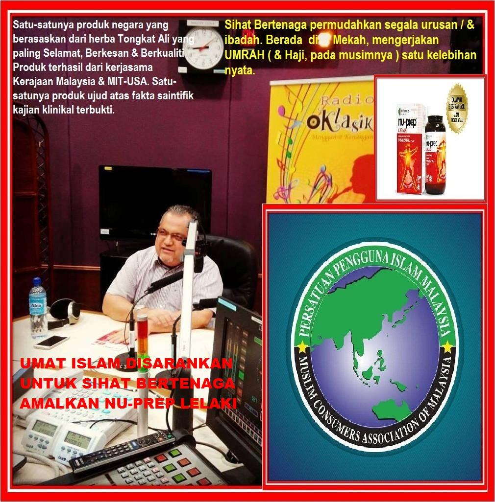 Best Supplement dijamin Selamat, Berkesan dan Berkualiti. BERTENAGA di Mekah untuk HAJI serta Umrah
