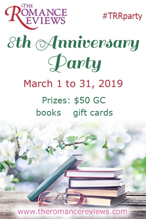 TRR 8th Anniversary Party
