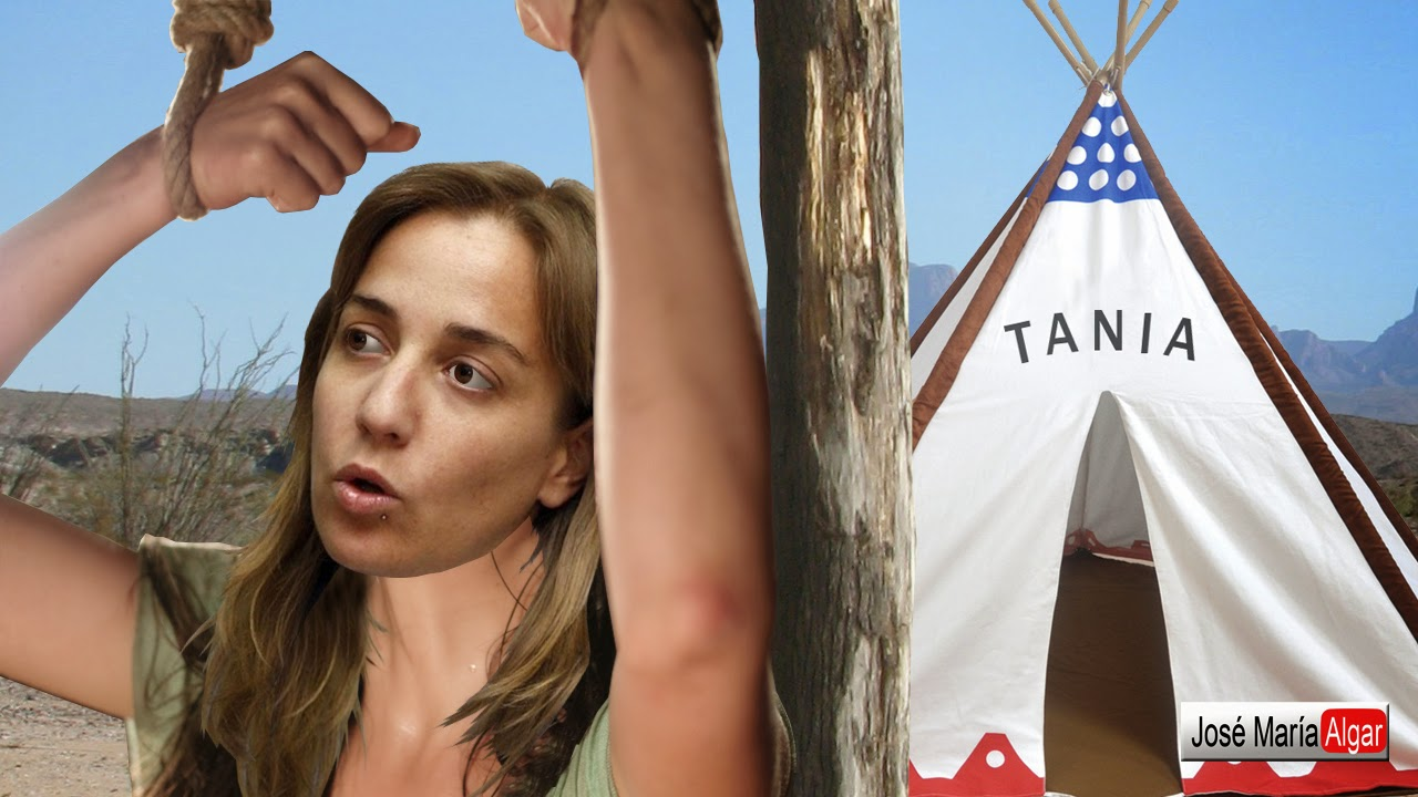 Tania Sánchez en Fort Apache.