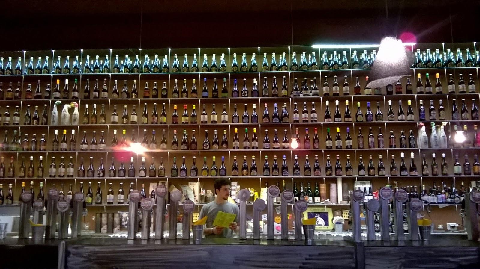 birra, cervejaria, mangiare, Roma, itália,