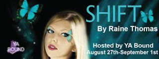 {Book Review} Shift by Raine Thomas