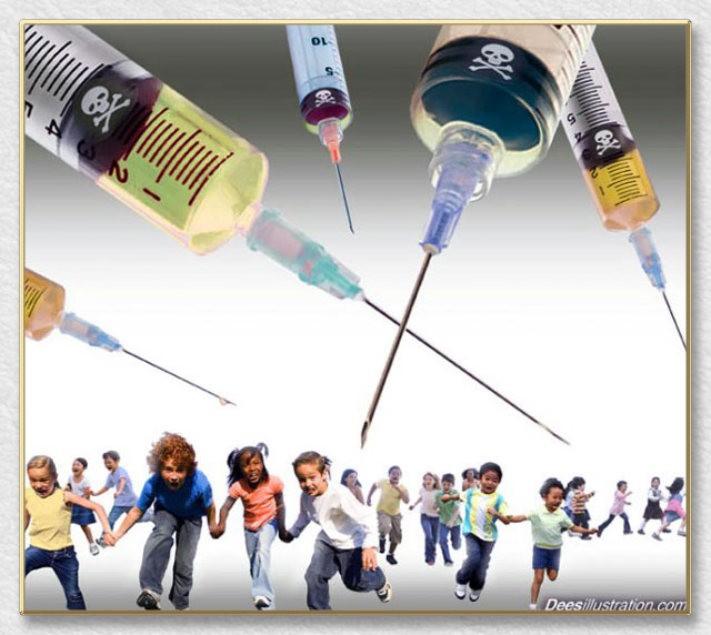 "Vaccinations: Being ""The Glue"" : Immunization Nation"