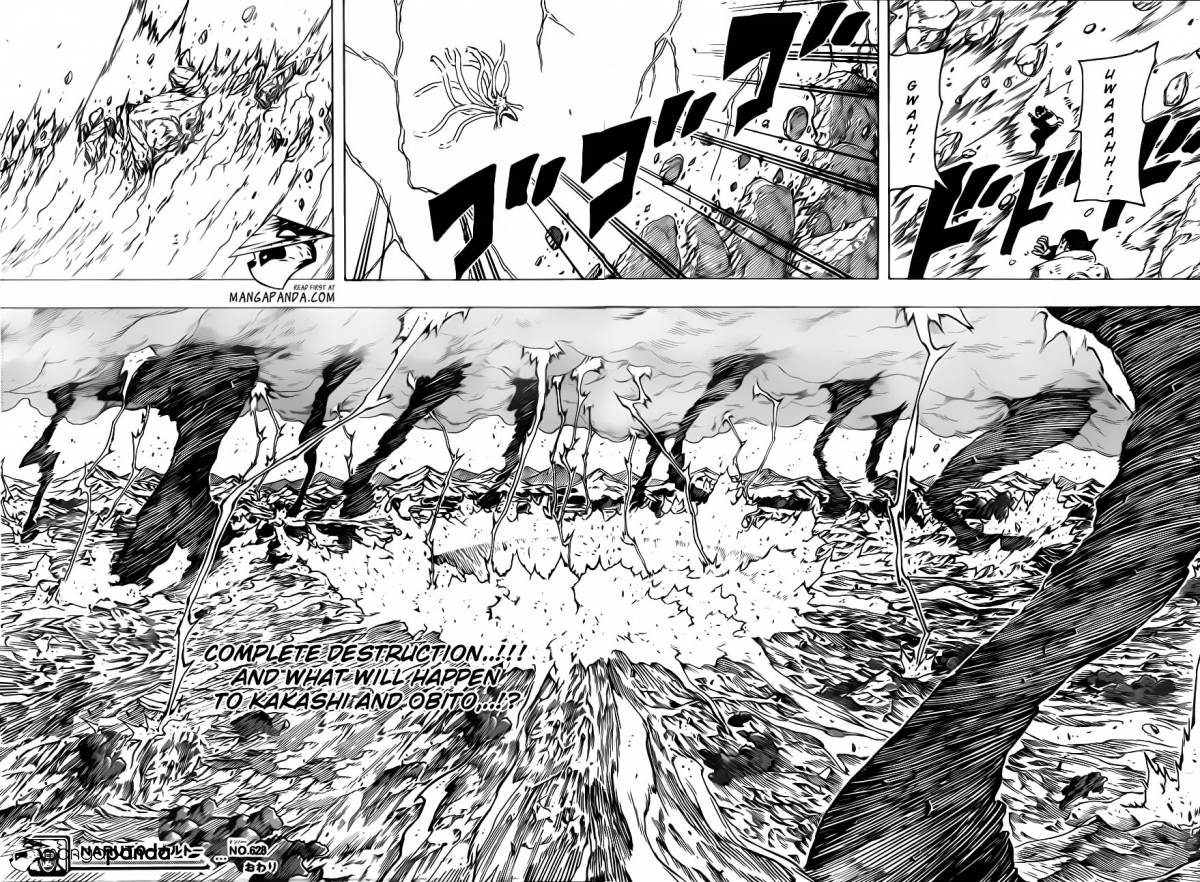 17, Naruto chapter 628   NarutoSub