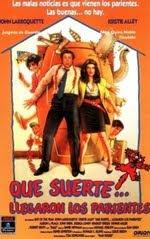 VER Qué suerte… llegaron los parientes (1990) ONLINE ESPAÑOL