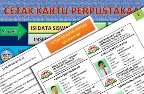 Download Aplikasi Pembuatan Kartu Anggota Perpustakaan ...