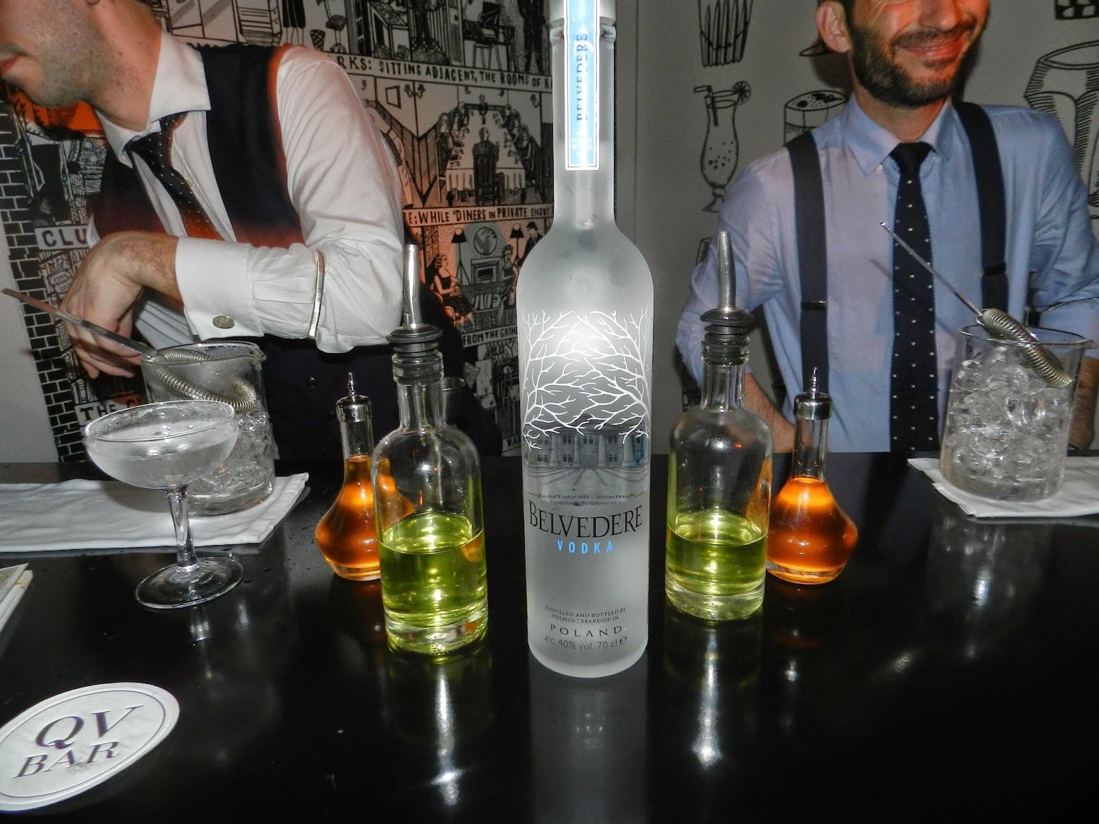 Cocktails In the City Quo Vadis