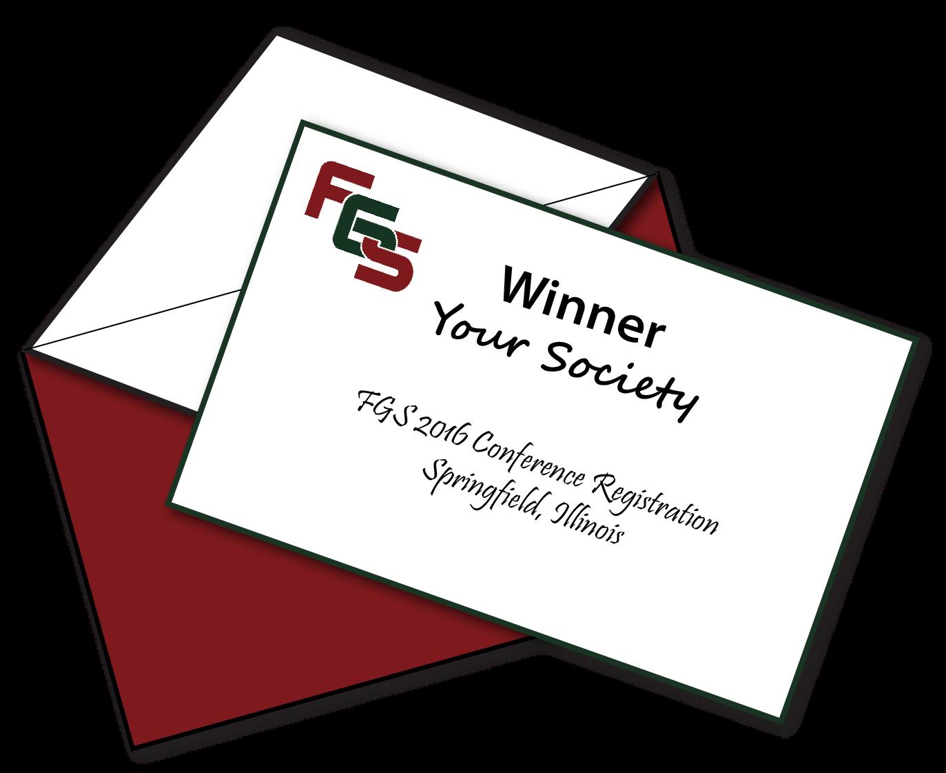 FGS 2015 Conference Publicity Contest