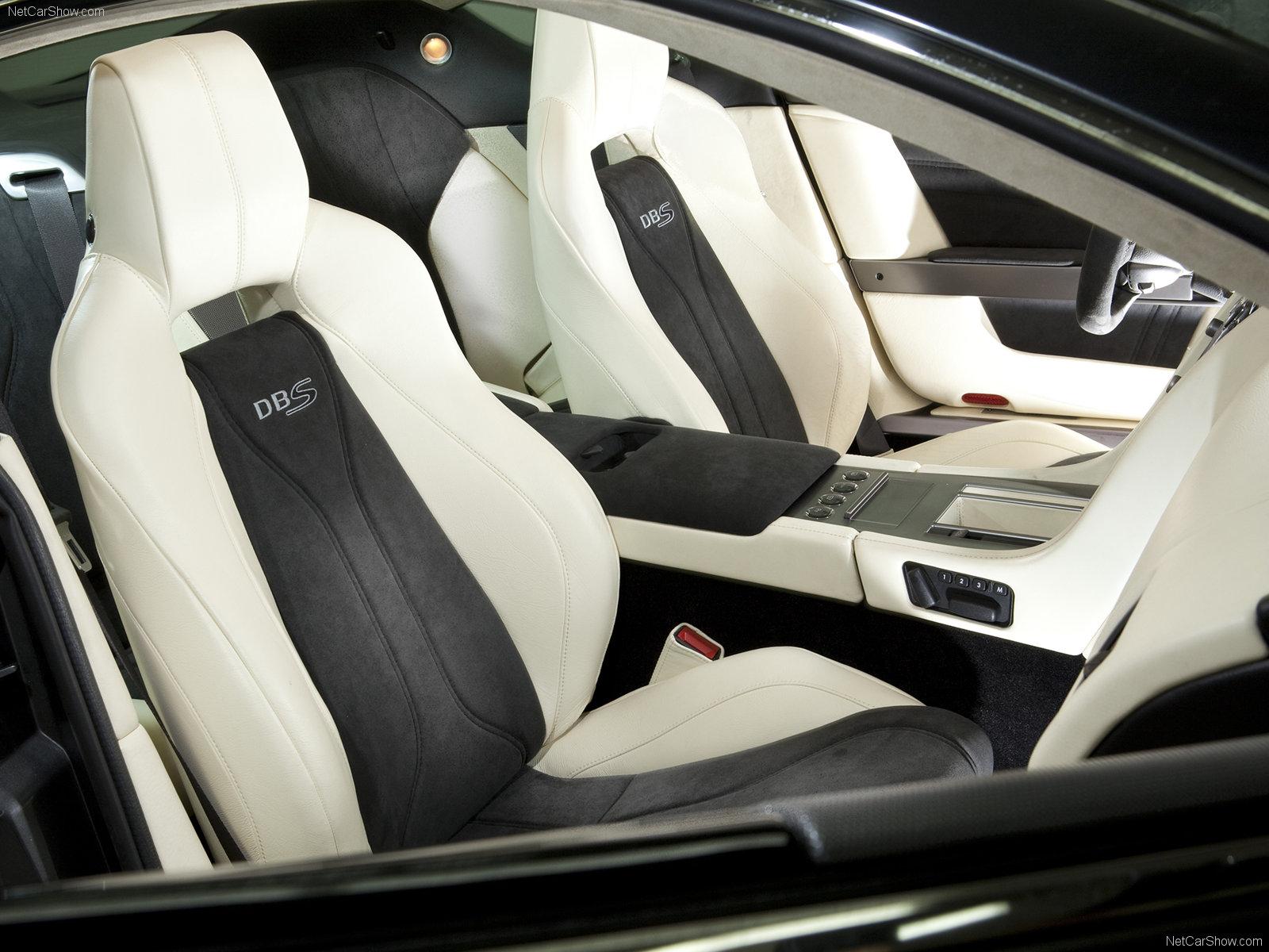 Hình ảnh siêu xe Edo Aston Martin DBS 2010 & nội ngoại thất