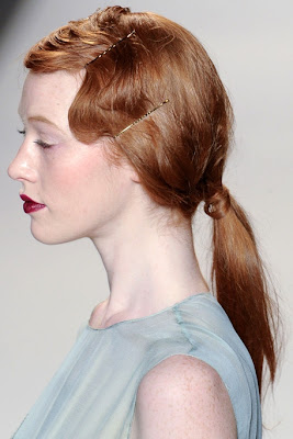 Fall/Winter 2011-2012 Hairstyle Trends- lela rose