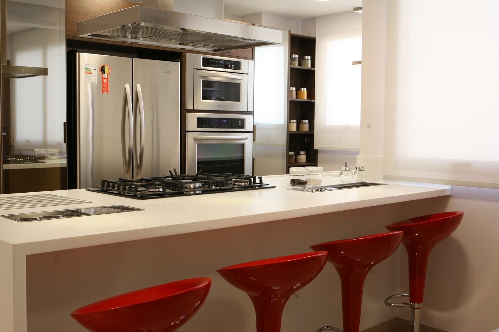 decorar uma cozinha : decorar uma cozinha: : IN CASA – Como decorar uma cozinha americana para receber amigos