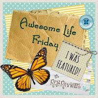 Awesome Life Friday - I Was Featured!