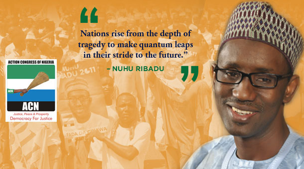 WHERE IS MALLAM NUHU RIBADU?