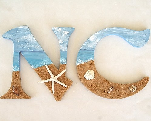 diy decorative letters - Letter Decor