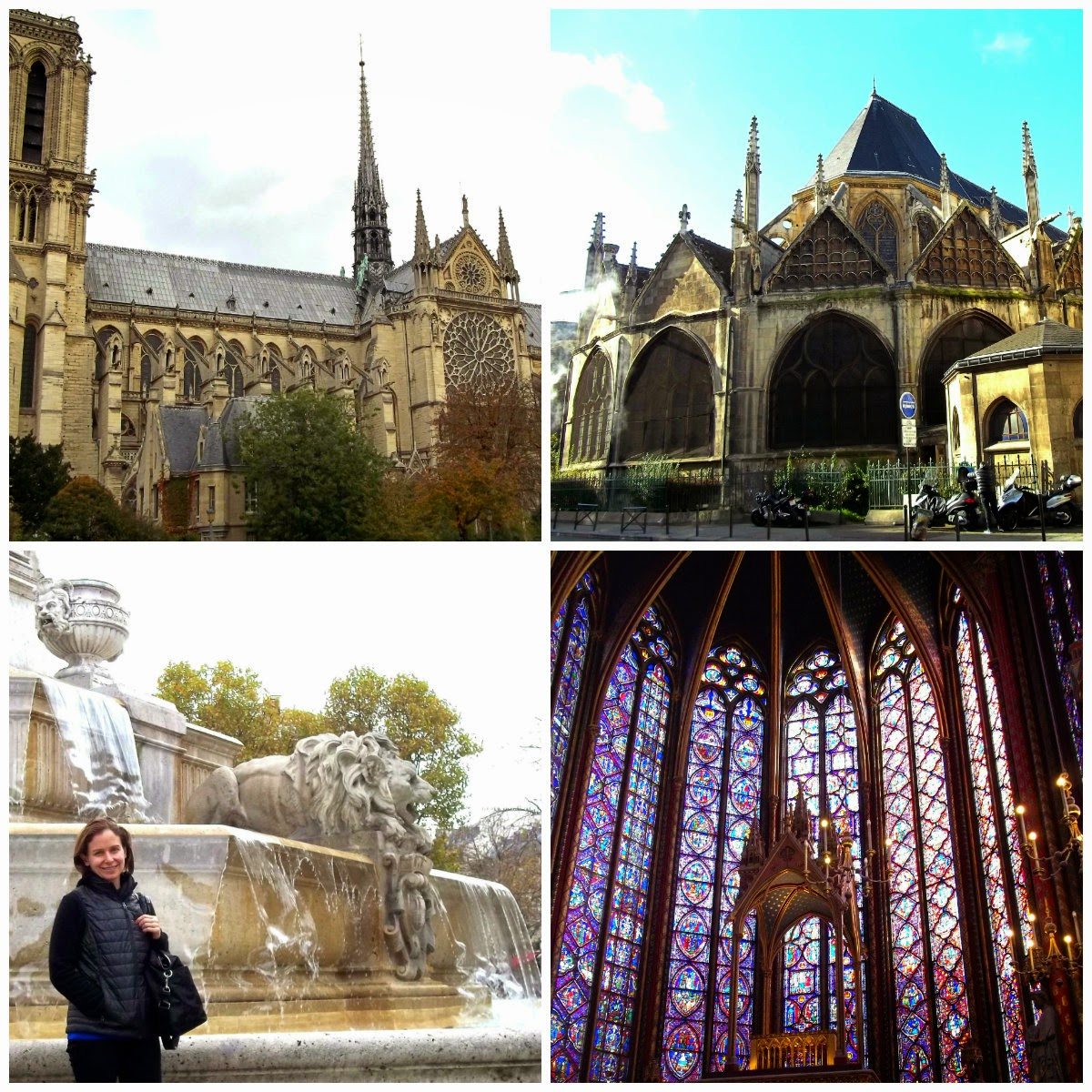 medieval paris: simplelivingeating.com