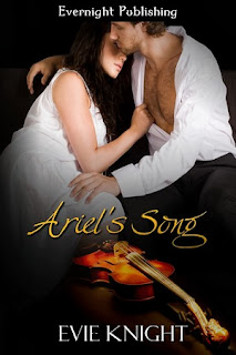 Blog Tour: Ariel's Song (In Bed with the Enemy #1) by Evie Knight
