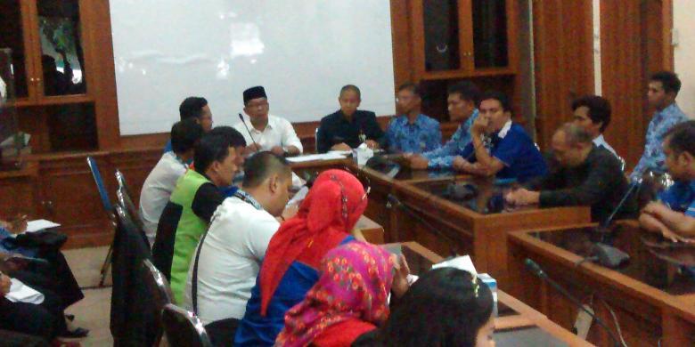 UMK Kota Bandung Rp2,3 Juta