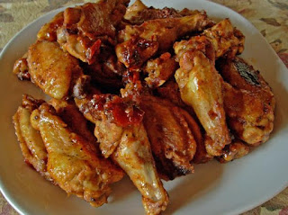 barbecue chicken wings recipe