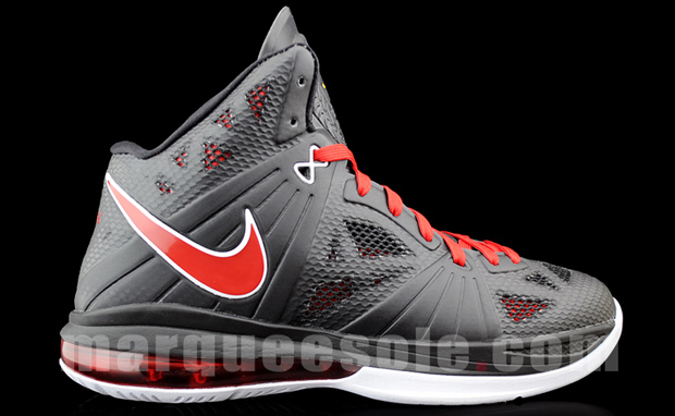 lebron 8 ps black. A LOok @ the Nike LeBron 8