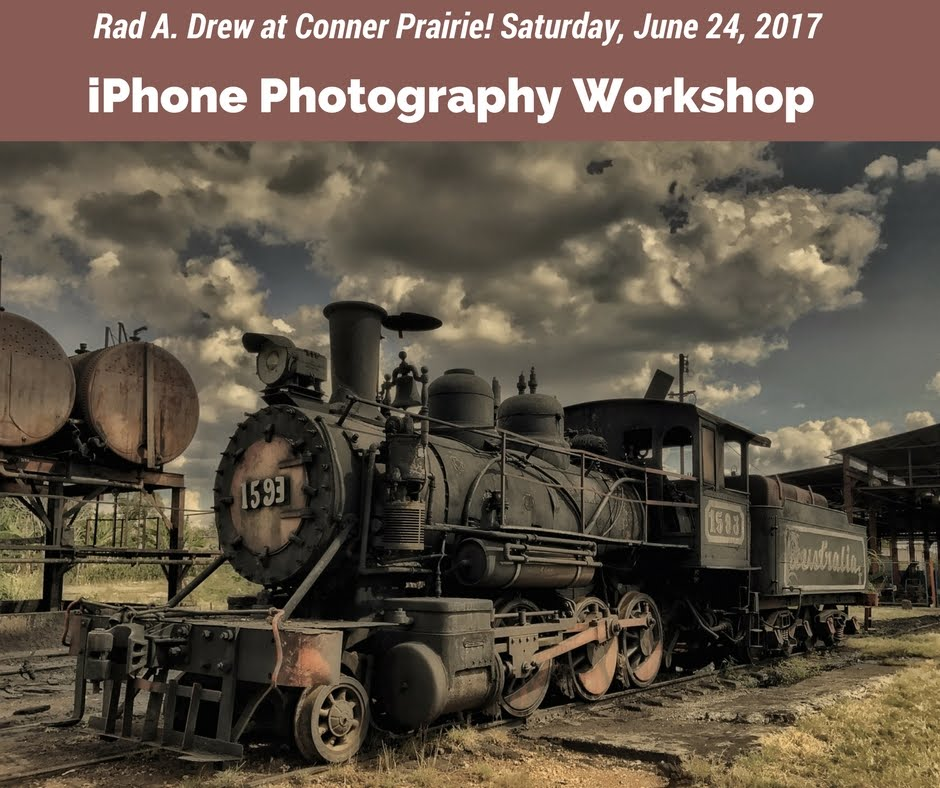 iPhone Photography Workshop June 24
