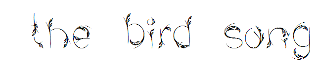the bird song - uk lifestyle and beauty blog