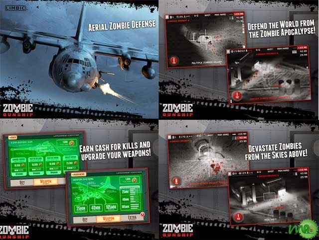 Zombie Gunship apk android