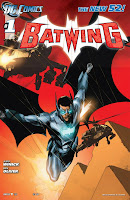 Batwing - New 52 - 23/06/2013