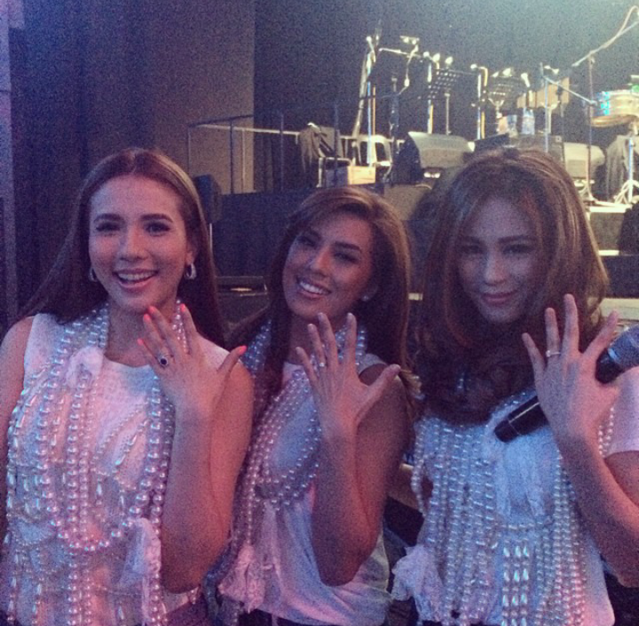 Fashion Pulis Fairest Of Them All Karylle Tatlonghari Nikki Gil And Toni Gonzaga