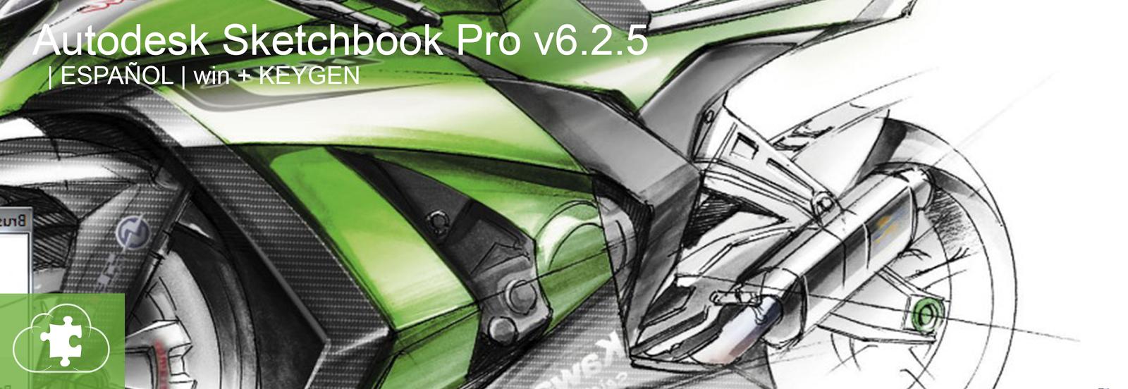 Autodesk Sketchbook Pro v6.2.5 | Win | ESPAÑOL