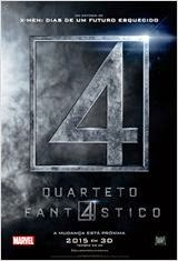 assistir filme Quarteto Fantástico dublado