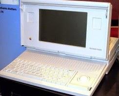 Ο φορητός Mac ήταν ο πρώτος φορητός υπολογιστής της Apple που κυκλοφόρησε το 1989.