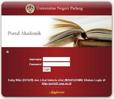 Situs Resmi Portal UNP