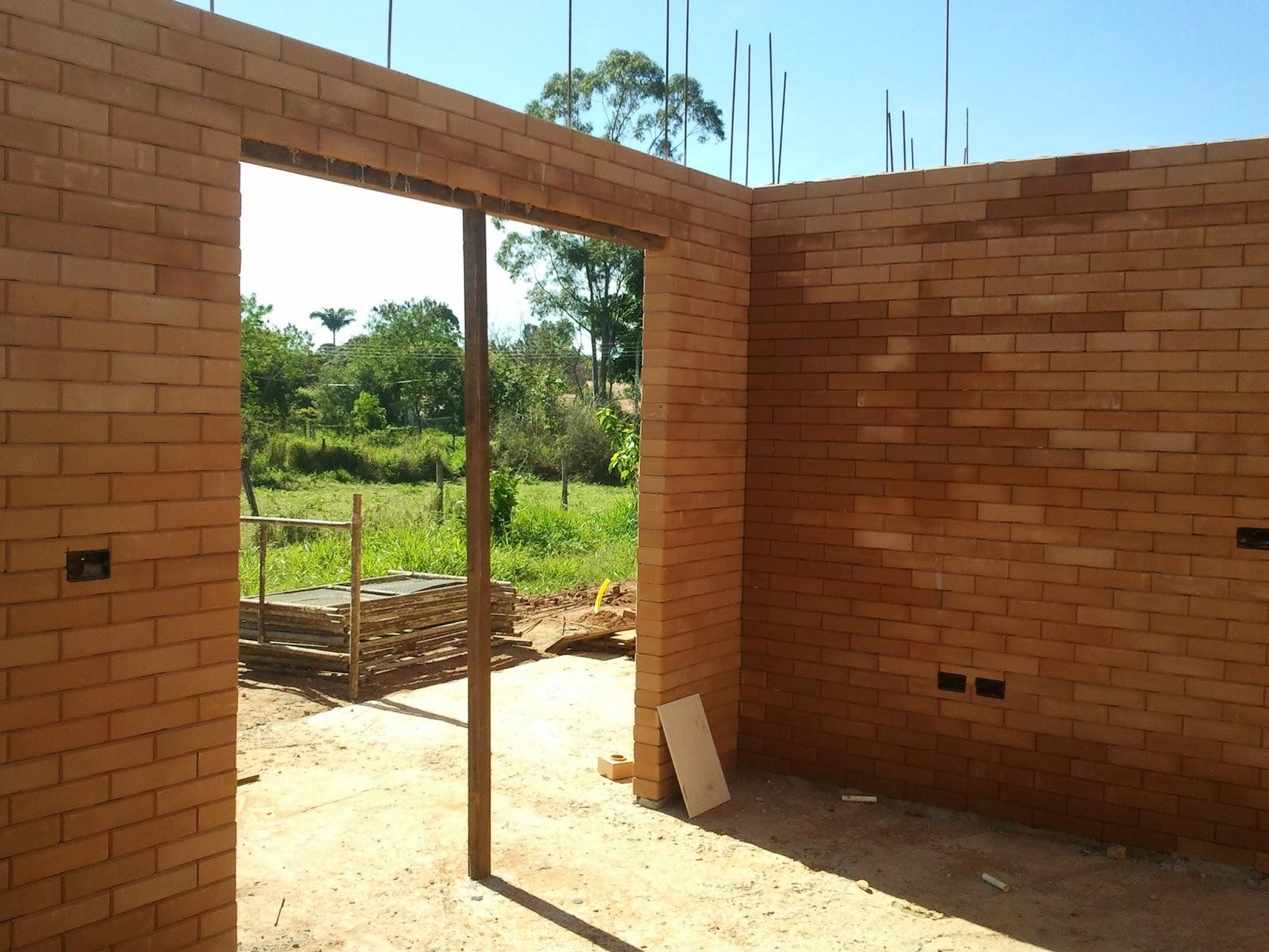 Construindo e Ampliando com Tijolo Solo cimento / Ecológico  #1B7CB0 1600 1200
