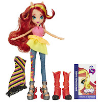 Equestria Girls Sunset Shimmer Fashion Doll