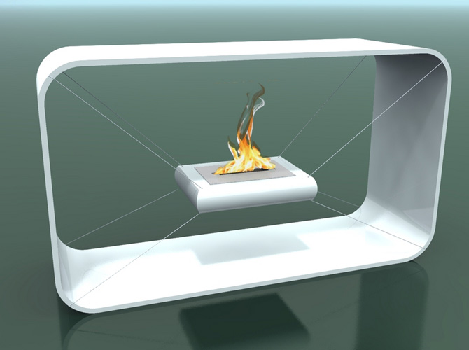 Home Furniture Modern Fireplace Accessories