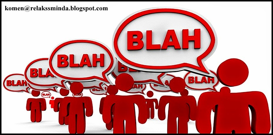 Kenapa Entri Blog Perlu Ada Komen?