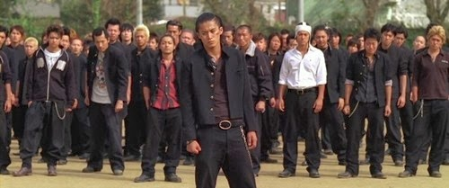 Crows Zero The Movie 1 dan 2 Subtitle Indonesia