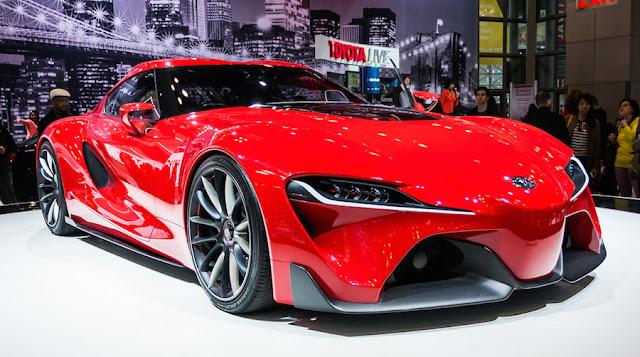 トヨタとBMWの共同開発スポーツカーは年末までに決定?