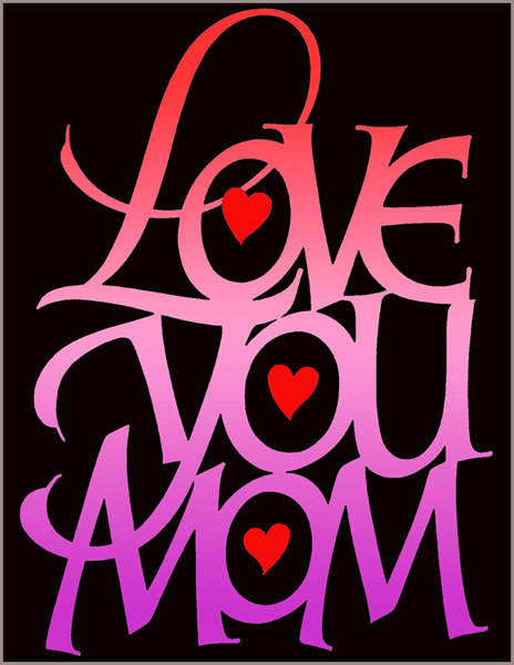 i love you mommy poems. i love