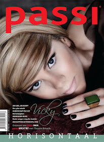 VICKI FOURIE - COVER GIRL: