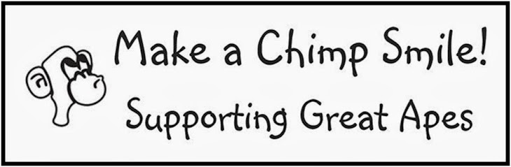 Make a Chimp Smile! Supporting Great Apes!