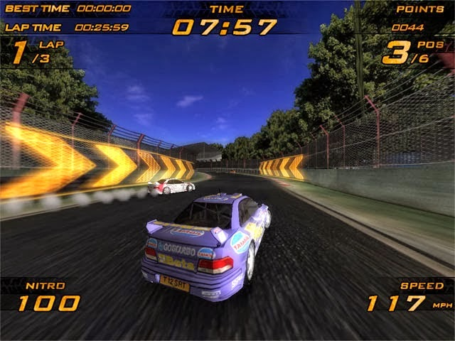 Games Ultra Nitro Racers 2015 screenshot www.ifub.net
